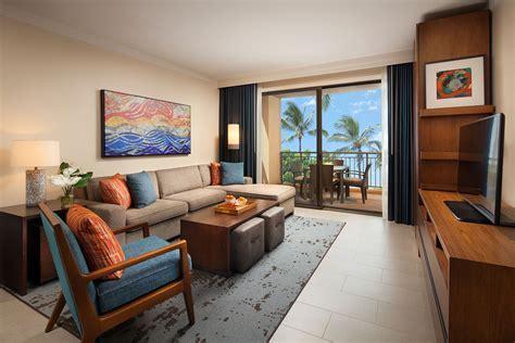 The roomiest rooms at Maui's Westin Nanea Ocean Villas
