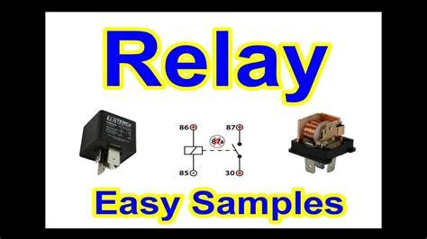 Diy Relay Easy Step Electrical Wiring Fan