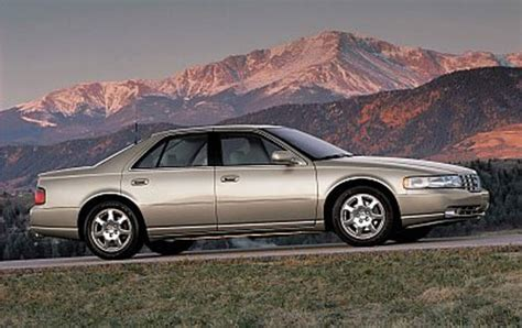 free car repair manuals 2000 cadillac deville navigation system used 2003 cadillac seville pricing for sale edmunds
