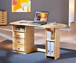 Meuble Bureau Ordinateur : meuble informatique meuble pour ordinateur bureau en ~ Nature-et-papiers.com Idées de Décoration