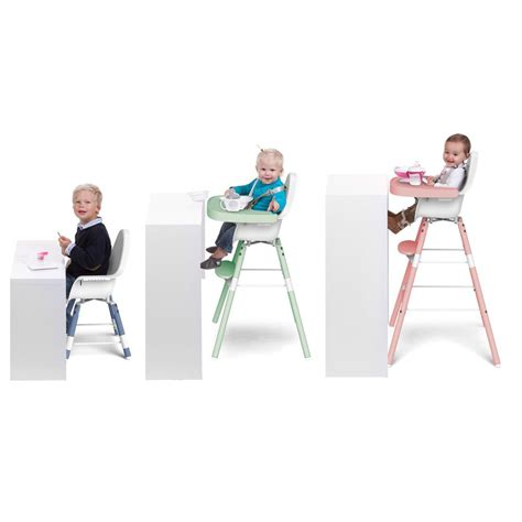 chaise haute bebe fille on a testé la chaise haute evolu 2 de childwood