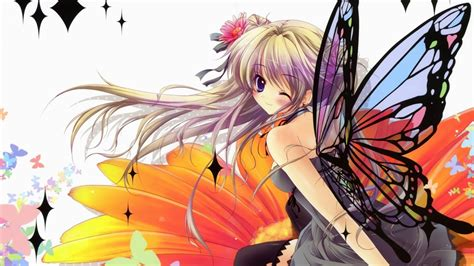 Girly Anime Wallpaper - house of wallpapers free high definition