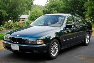 Bmw E39 528i 1997  Oxford Green With Sand Beige Leather