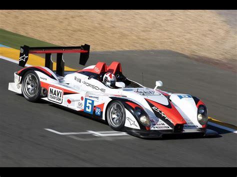 2009 Porsche Rs Spyder Le Mans Lmp2 Winner Wallpapers By