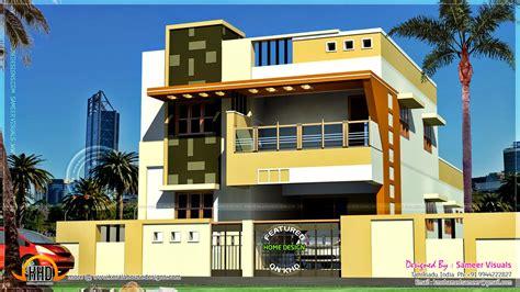 modern south indian house design kerala home floor plans