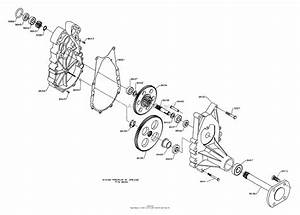Dixon Ztr 5020  2000  Parts Diagram For Gearbox