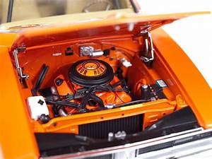 Auto World Announces Newly Detailed General Lee - Die Cast X