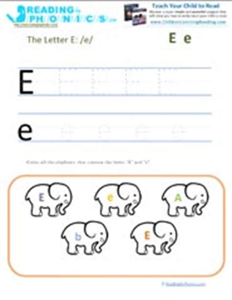 printable phonics worksheets  activities  preschool