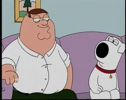 Brian Griffin Guy Dog Peter Portrait Affection