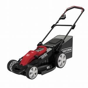 Craftsman 40V Electric Mower - Lawn & Garden - Lawn Mowers