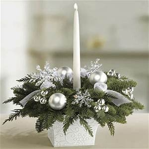 Holiday Table Decorating Centerpiece graph