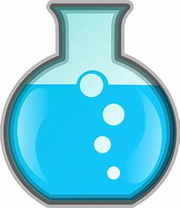 Flask Icon Clip Art at Clker.com - vector clip art online ...