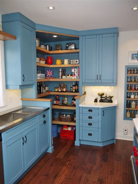 corner kitchen design 18 kitchen pantry ideas designs design trends 2610