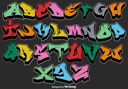 Graffiti Letras Letters Alphabet Grafite Graffitis Buchstaben