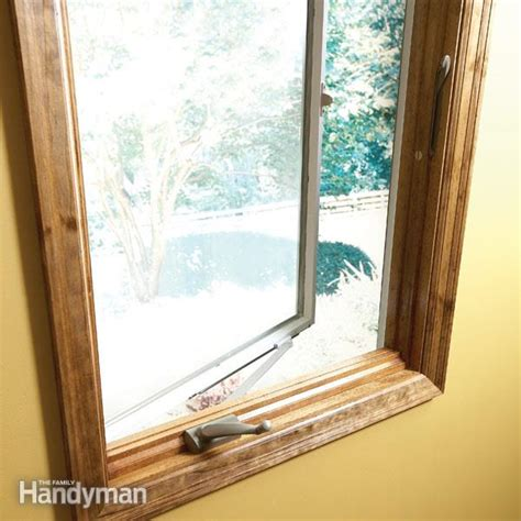 repair  windows  family handyman
