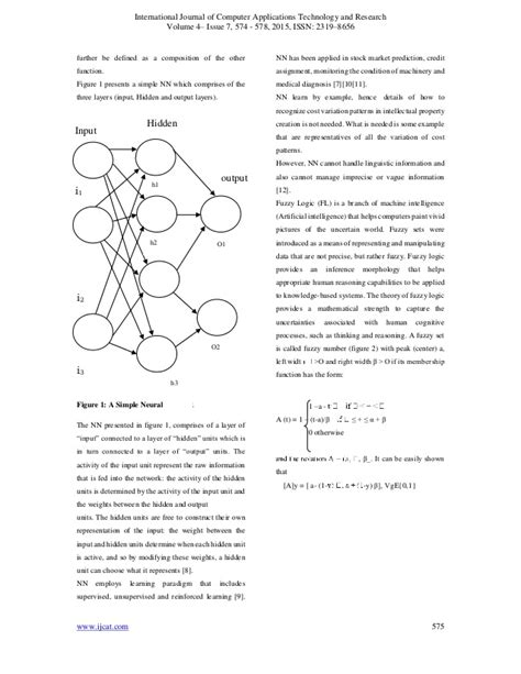 Neuro-Fuzzy Model for Strategic Intellectual Property Cost