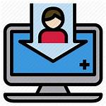 Registration Patient Hospital Icon Document Icons Open