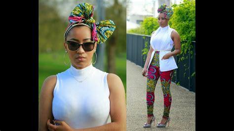 African Dress Styles Of Nigerian Trendy Dress 2018 Fashion