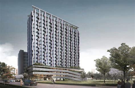 monroe tower jababeka mulai dibangun properti  launching