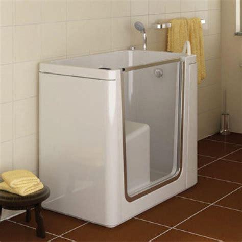vasche da bagno per anziani prezzi prezzo vasca itaca con porta laterale per anziani e
