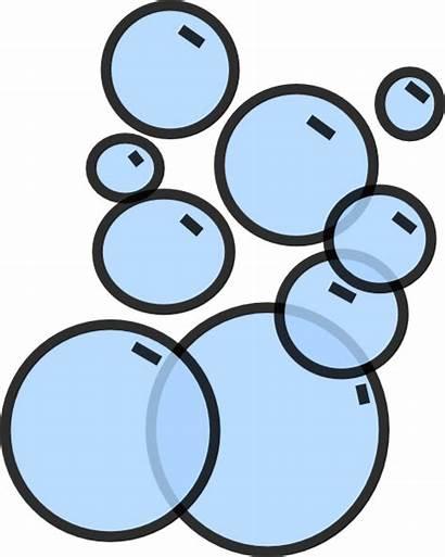 Bubbles Clip Bubble Clipart Transparent Soap Cliparts