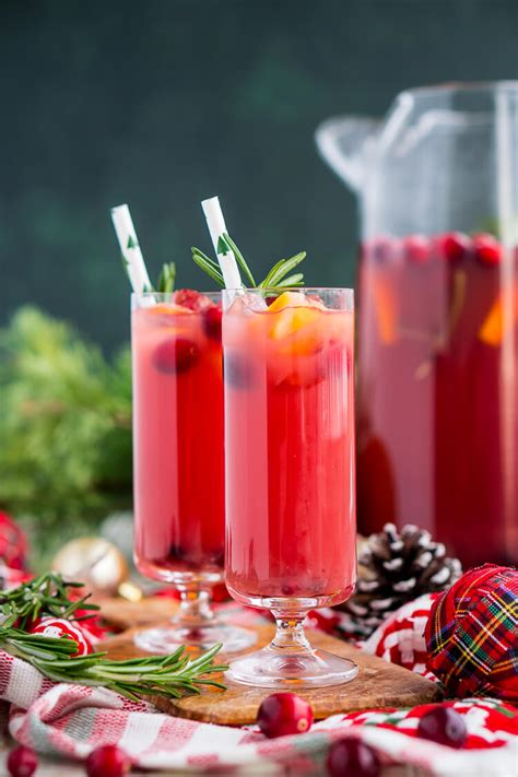 Make Ahead Holiday Cocktail  Cool Mom Eats