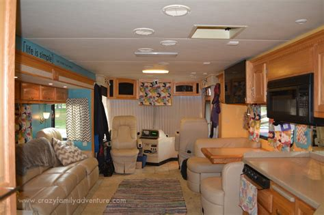 rv remodel   large family crazy family adventure