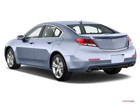 2014 Acura Tl Prices, Reviews And Pictures  Us News