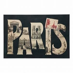 Tableau Maison Du Monde : tableau paris maisons du monde ~ Teatrodelosmanantiales.com Idées de Décoration
