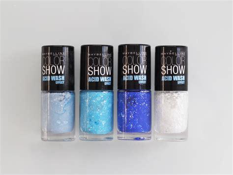 Veracamillanl  Maybelline Color Show Acid Wash