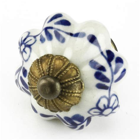 ceramic kitchen cabinet knobs and pulls ceramic drawer pulls floral cabinet knobs or antique