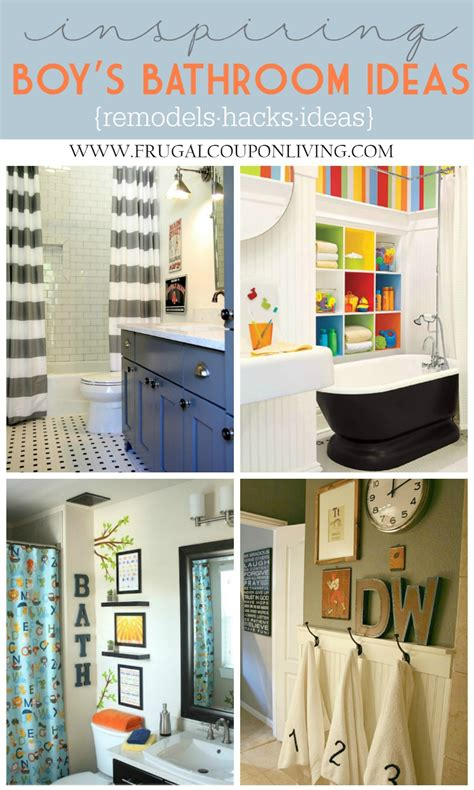 boy bathroom ideas inspiring kids bathrooms remodels and hacks