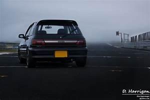 Toyota Starlet Ep82 Gt Turbo