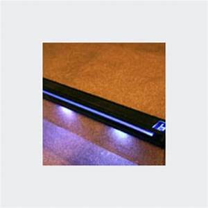 Nez de marche lumineux à double éclairage Nez de marche double vision AMBIANCE LUMIÈRE