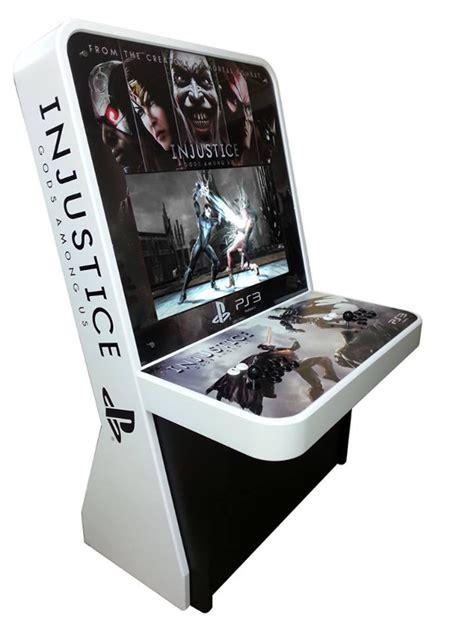custom arcade cabinet custom arcade cabinets retro gamer 187 reach unlimited