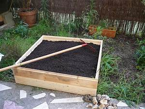Carre De Jardin Potager : mon jardin potager en carr ecosophie 17 ~ Premium-room.com Idées de Décoration