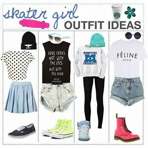 Skater girl outfits - Google Search | Dream Closet | Pinterest | The shorts Skirts and Girls
