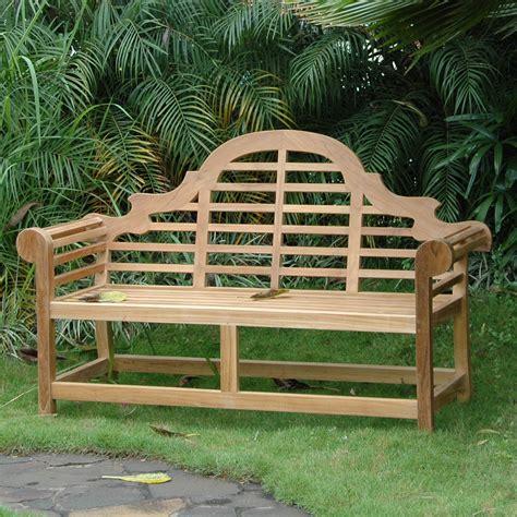 Garden Bench Teak Garden Bench Bestsciaticatreatments Com