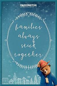 """""""Families always stick together."""" That's The Brown family ..."""