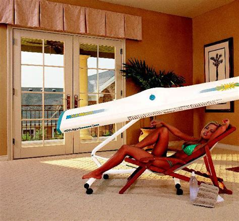 sunquest 2000s portable tanning canopy sun bed wolff