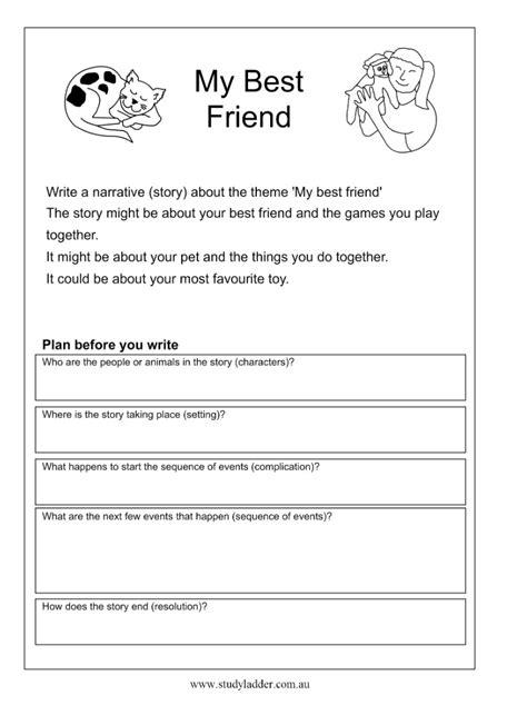 My Best Friend Resume by My Best Friend Essay For Children