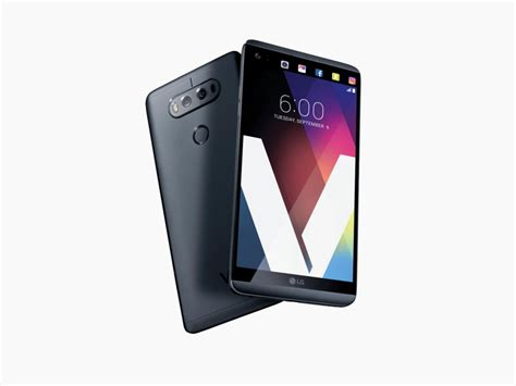 LG V20 – the first smartphone with Android 7.0 Nougat ...