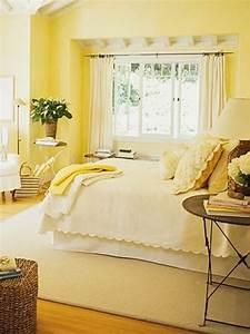 30, Beautiful, Yellow, Bedroom, Design, Ideas