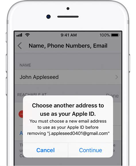 how to change apple id on iphone 5 change your apple id apple support