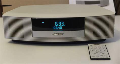 bose wave 2 bose wave radio ii stereoanlage ebay