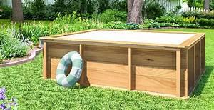 Sécurité Piscine Hors Sol : la pistoche de procopi une piscine hors sol en bois ~ Dailycaller-alerts.com Idées de Décoration