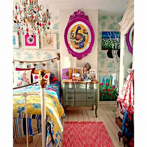 Bohemian chic teen girl bedroom ideas bedroom ideas for Bohemian girls bedroom