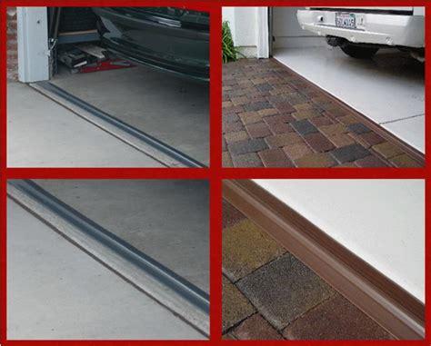 Garage Threshold by Garage Strategies Garage Door Seal Edmonton