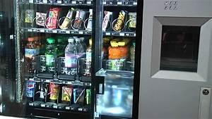 Distributeur De Boisson : distributeur automatique boissons froides sandwiches panini necta rock youtube ~ Teatrodelosmanantiales.com Idées de Décoration