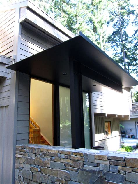 pin  terra stark  front entry steel canopy canopy architecture canopy lights